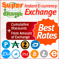 Exchange Perfect Money, Exmo, Payeer, AdvCash, BTC, BCH, LTC, ZEC